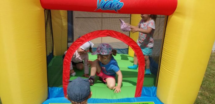 Nowy plac zabaw :)
