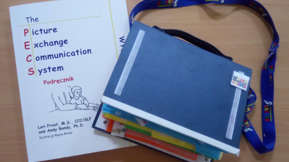 przedszkole integracyjne łęczna, pecs, podręcznik