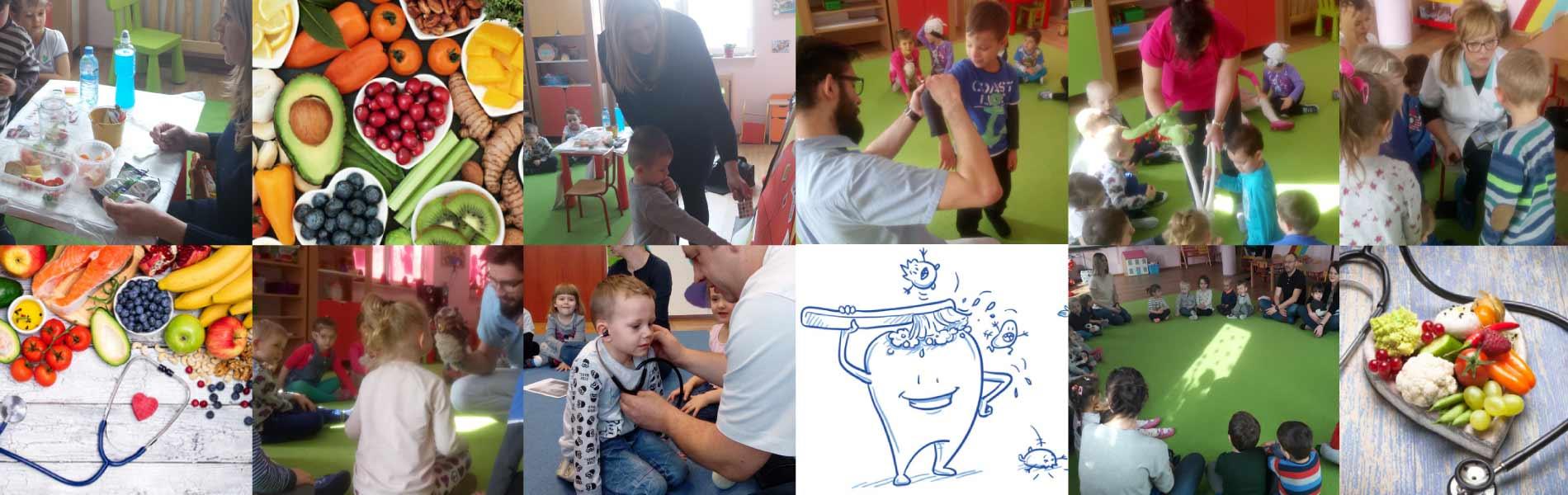 zdrowie, przedszkole Casper, Łęczna, Lubartów, zdrowe przedszkole w łęcznej